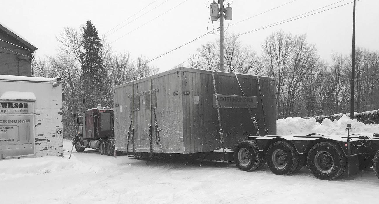 Project Cargo Slovenia - Canada