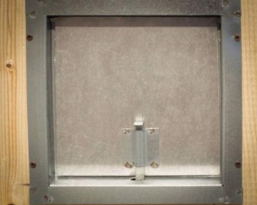 inspection window