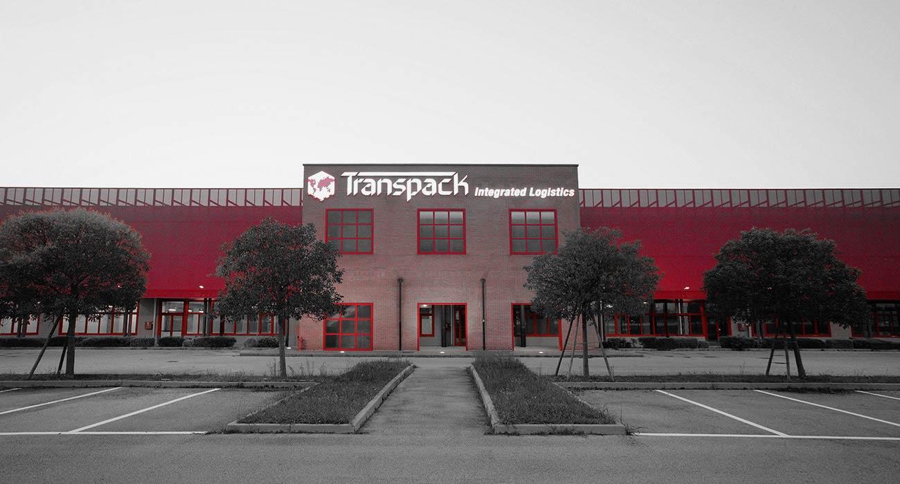 Magazzino doganale Transpack di N. di Piave